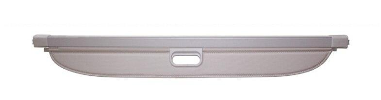 Pour mercedes-benz ML W164 ML300 ML350 ML500 2006-2012 couvercle de coffre arrière protection de sécurité accessoires ombre - 3
