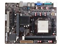 New original computer motherboards for MAXSUN M3A78DVR DDR2 / DDR3, supports 95W CPU motherboard