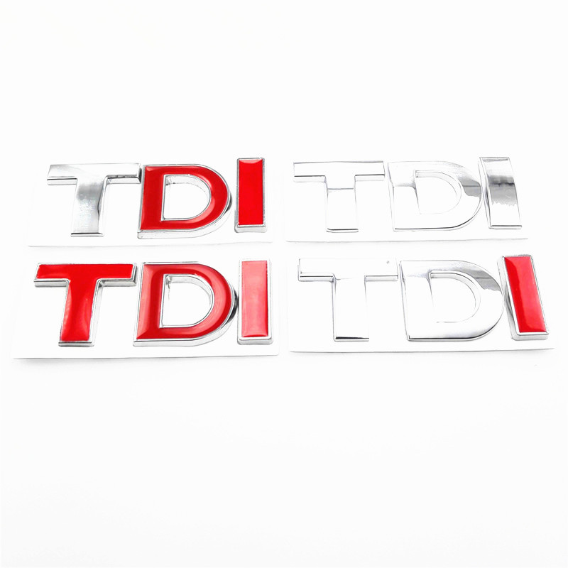 Car styling TDI Badge Emblem Decal car Sticker for VW Golf JETTA PASSAT MK4 MK5 MK6 skoda seat car accessories car-styling car styling tdi badge emblem decal car sticker for vw golf jetta passat mk4 mk5 mk6 skoda seat car accessories car styling