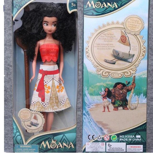 Kinder Personalisierte Weihnachtsgeschenke Moana Abenteuer Mo Ahna ...