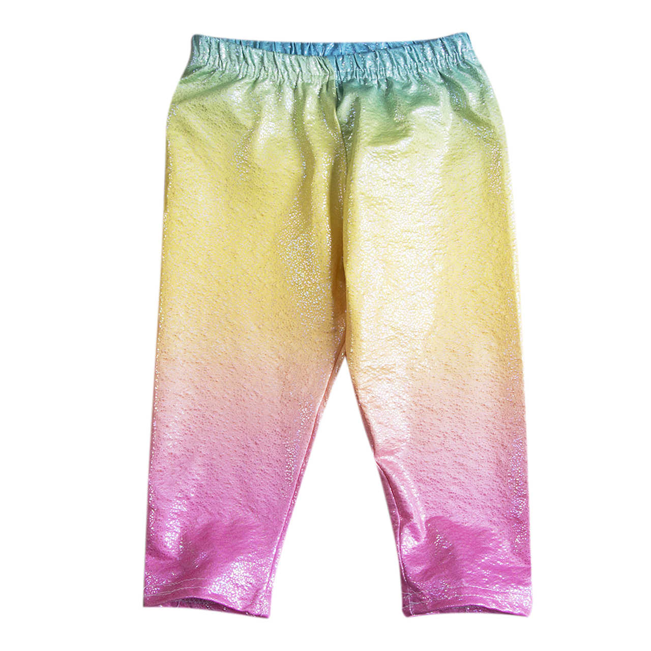 2018 New Toddler Kids Girl Baby Sequin Leggings Shinny Colorful Pants Trousers Clothes