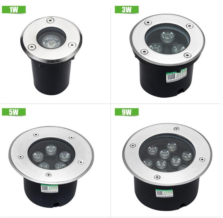 все цены на 1W/3W/5W/6W/7W/9W/12W/15W/18W LED Outdoor Ground Garden Path Floor Underground Buried Yard Lamp Landscape Light AC 85-265V IP67 онлайн