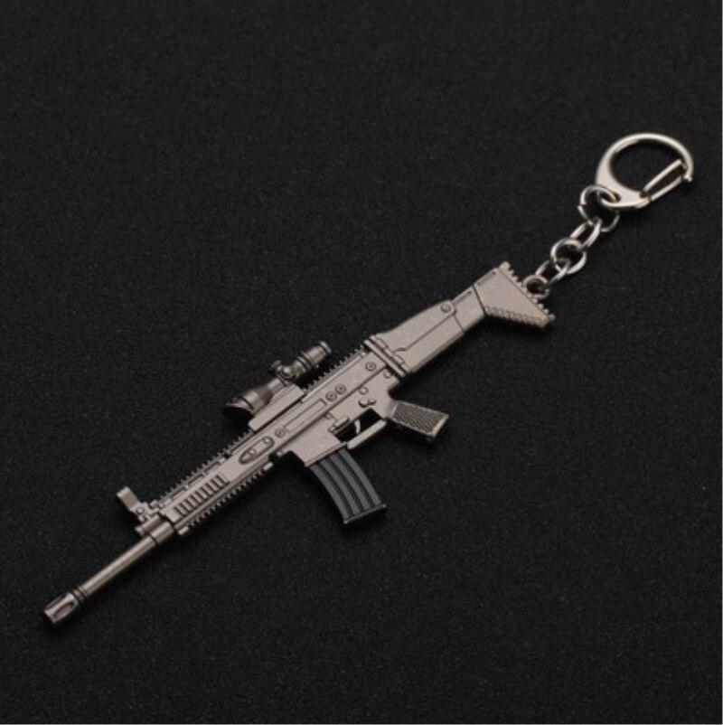 SCAR-I automatic rifle_