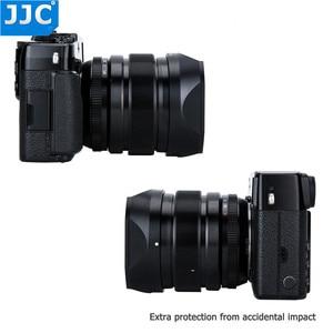 Image 5 - JJC parasol de objetivo para Fujinon XF 23mm F1.4 y 56mm F1.2 R (APD) en Fuji X T30 X T20 X T10 X Pro2 XT3 reemplazar X Pro1