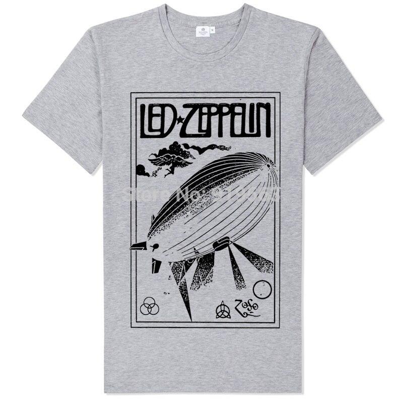 ▻Led Zeppelin clásico diseño especial Arco Iris patrón hombres ...