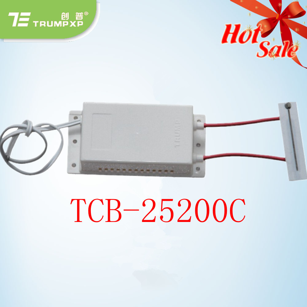 1pcs/lot TCB-25200C DC12V ozone air purifier parts washing machine parts for ozone generator сигнализатор поклевки hoxwell hl42