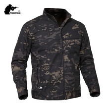 Military Camouflage Mens Tactical Jacket Male Multifunctional Special Intelligence Combat Jackets Men Army Clothing 3XL BYPLY19(China)