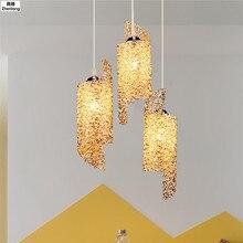 Chandelier Lighting  Lustre In Bedroom European Style Lamparas De Techo Colgante Moderna E27 Bulb 110V 220V люстра