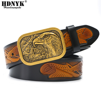 sitio autorizado outlet(mk) nuevo baratas Nuevos cinturones artesanales de moda famosos cinturones de diseño de  águila para hombres cinturó