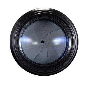 Image 5 - YONGNUO YN100mm 100 مللي متر F2N ثابت البؤري لكاميرا نيكون عدسة ، دعم AF/MF فتحة كبيرة القياسية المتوسطة المقربة رئيس عدسة