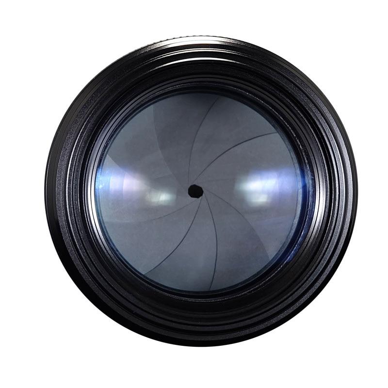 Image 5 - YONGNUO YN100mm 100mm F2N Fixed Focal for Nikon Camera Lens,support AF/MF Large Aperture Standard Medium Telephoto Prime LensCamera Lens   -