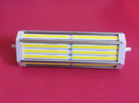 High power Dimmable 189mm led R7S light 50W COB J189 R7S led lamp replace 500W halogen lamp 110 240V