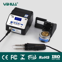 938D SMD Soldering Tweezer Repair Rework Station Electric Heating Pliers Constant Temperature Heating Tweezers Soldering Station