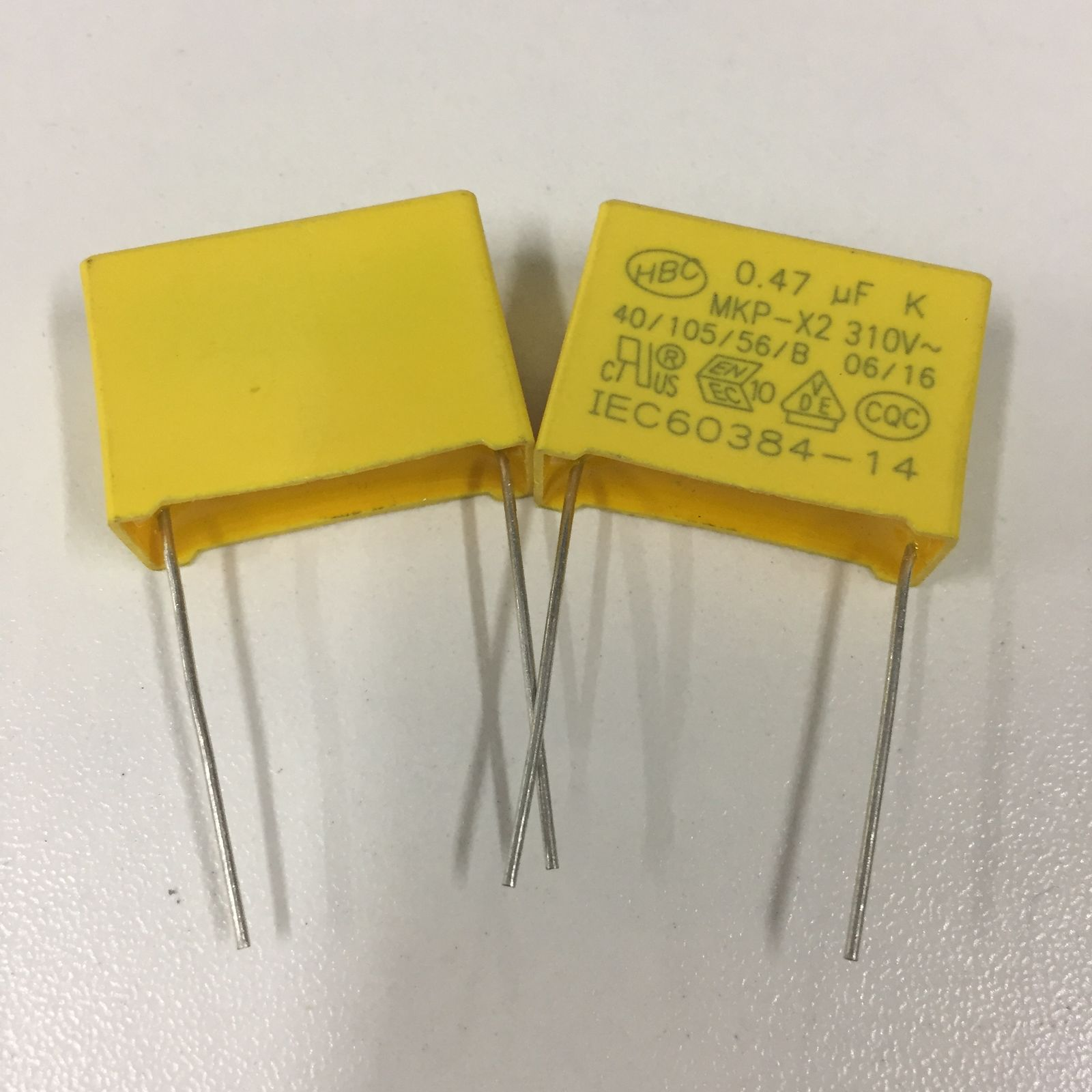 Freeshippng 275v334k Safety Cap X2 Pitch P=15mm Domestic 0.33uf 330nf Computer & Office