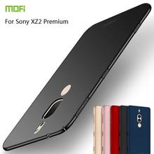 MOFi For Sony Xperia XZ2 Premium Back Cover Case PC Hard Phone Cases For Sony Xperia XZ2 Premium Phone Shell Cover цена и фото