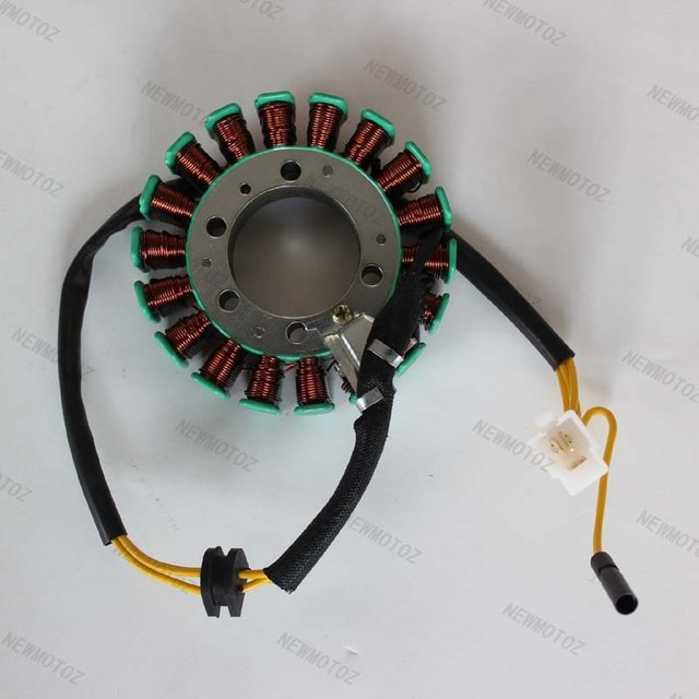 18-Coil Magneto Stator for CF 250cc ATV Go Karts Dune Buggy Scooters Moped 250cc