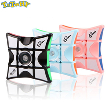 QIYI 133 Fingertip Cube Gyro Educational Toys 1x3x3 Puzzle Magic For Children Adult Gift