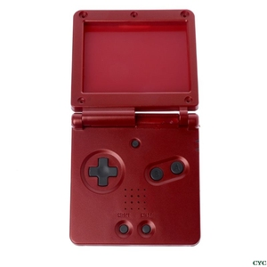 Image 4 - For Nintendo GBA SP For Gameboy Housing Case Cover Replacement Full Shell For Advance SP