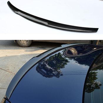 F22 M4 styl z włókna węglowego tylny Spoiler bagażnika skrzydło dla BMW serii 2 F22 F23 Coupe M235i 218i 220i