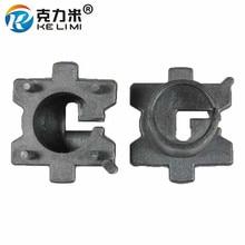 цена на For Old Mazda 3 5 6 CX-7 MX-5 H7 HID Xenon Bulb Holder Adapter base (10pcs)