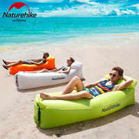 Naturehike Air bed Outdoor Camping Inflatable Sofa Portable Inflatable Beach Chair Sofa Lounger Comfort Leisure Sofa