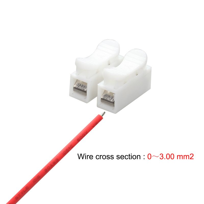 Charmant Elektrische Kabelklemmen Bilder - Der Schaltplan - greigo.com