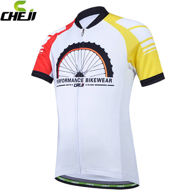 9ca508607 placeholder CHEJI Brand Children Cycling Clothing Gel Padded Bicycle Short Pants  Breathable Road MTB Jerseys Cycling Jersey