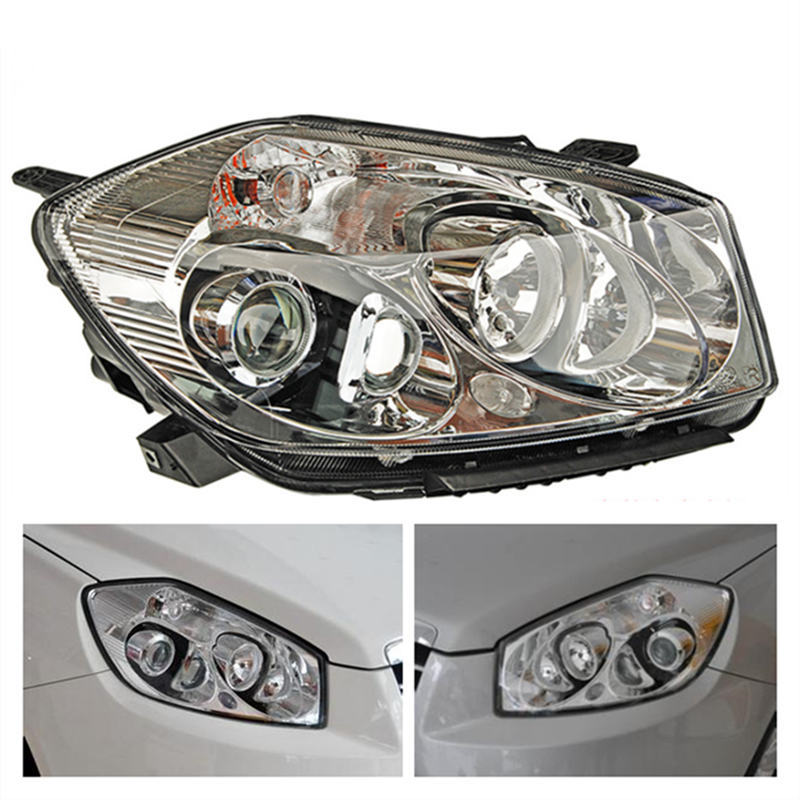Geely Emgrand X7 EmgrarandX7 EX7 SUV,car headlight,head light.Bottom Color is silver,the price is for one side. geely gc7 emgrand x7 emgrarandx7 ex7 suv car timing chain repair kit