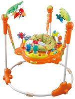 360 Degree Swivel Seat Early Education Three speed Adjustment Infant Swing Chair Jumping Fitness Chair Baby Rocker 3 20M