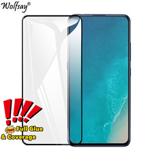 9H Screen Protector Vivo V15 Pro Glass Tempered Full Cover+Full Glue Protective Glass For Vivo V15 Pro Safety Film Vivo V15 Pro
