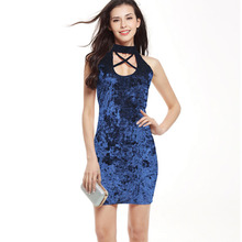 SUOGRY 2018 Womens Bandage Dress New Sexy Fashion Bodycon Femme Vestidos Club Party