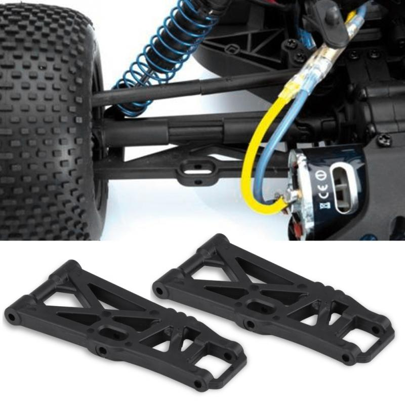 US $6 08 |1pair/set RC Part Plastic Rear Lower Suspension Arms Remote  Control Car Set for LRP S10 Blast 2 light and shock resistant-in Parts &