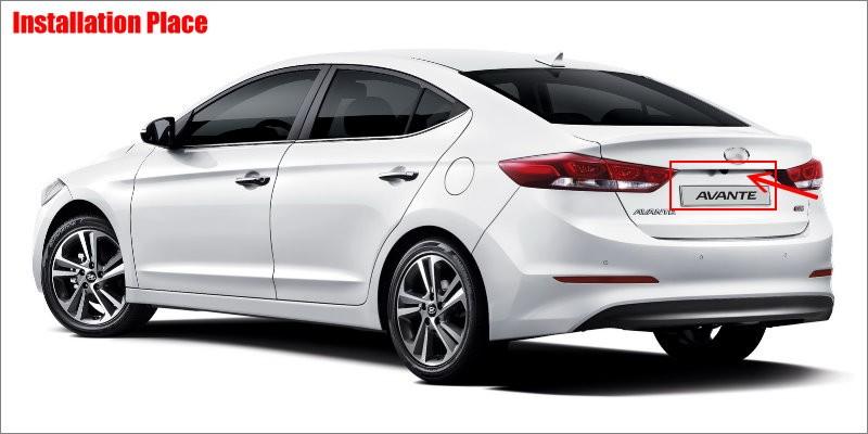 Hyundai Avante Elantra 2011~2015