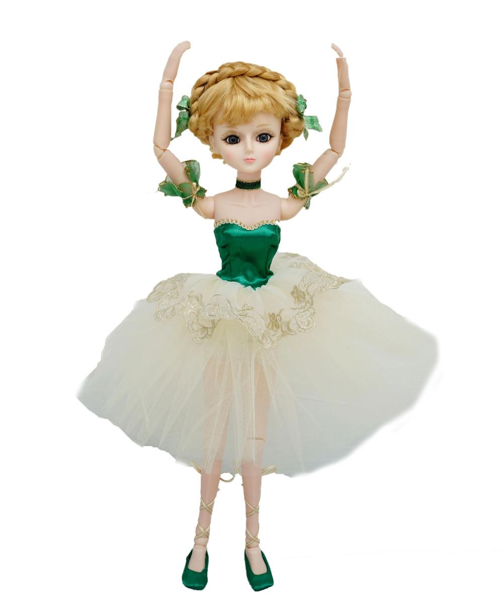 Cosette BJD բալետի տիկնիկները լավ են - Տնային դեկոր - Լուսանկար 4