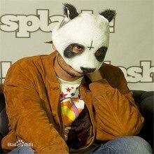 Free shipping Halloween Party Cosplay Animal Mask panda mask CRO Pretend display favors Dress up Cro face
