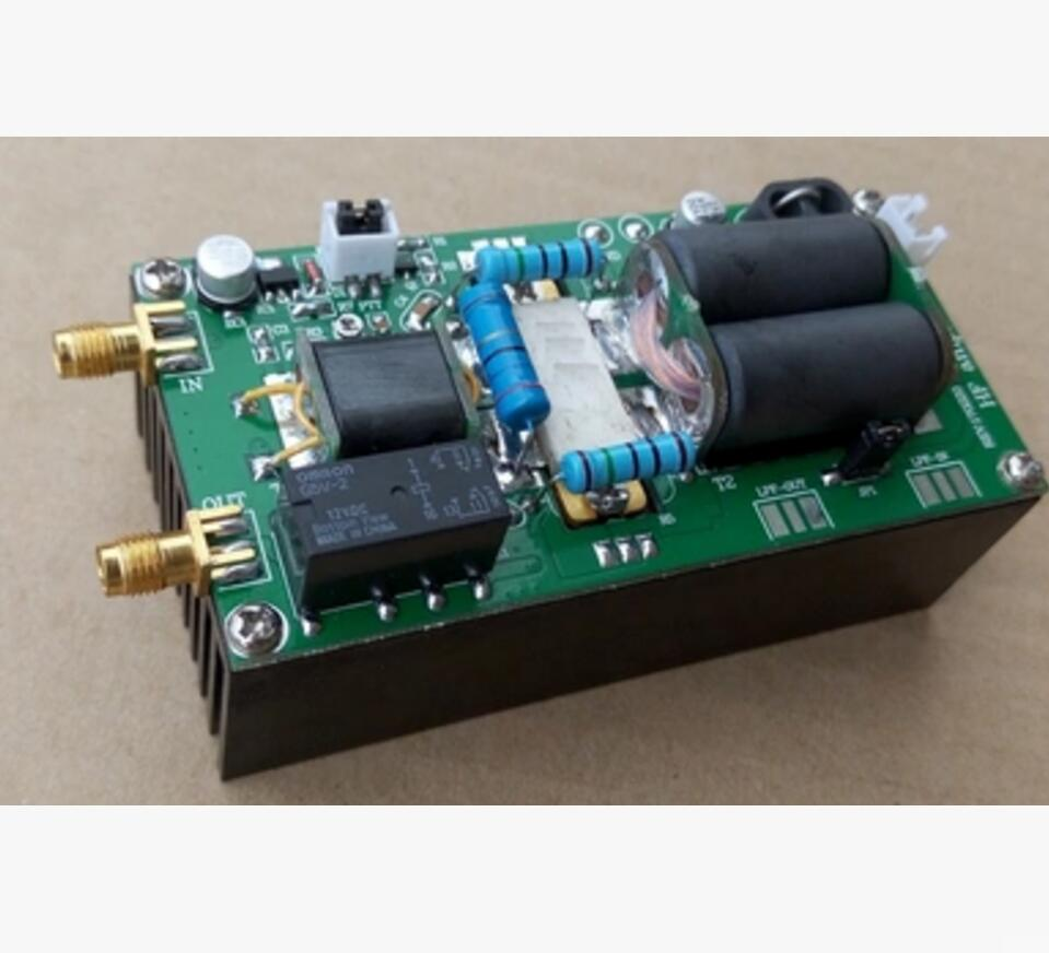 MINIPA DIY KITS 100W SSB linear HF Power Amplifier YAESU FT-817 KX3 heastink cw AM FMMINIPA DIY KITS 100W SSB linear HF Power Amplifier YAESU FT-817 KX3 heastink cw AM FM