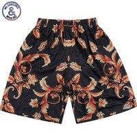 Bán buôn Miễn Phí Shippping HOT mỏng người đàn ông quần ngắn thời trang 3D thương hiệu mùa hè Lưới thoáng khí shorts M-XXL