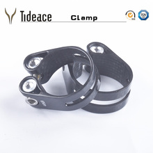 2017 Ultra light Bicycle parts carbon Seat Post Clamp Seat Tube Clamp Road or MTB Mountain Bike Seatpost Camp 31.8mm 34.9mm