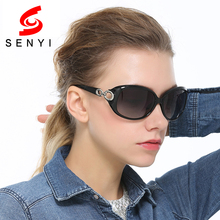 Wrap Polarized Sunglasses Women Famous Brand Constructor Sunglasses Famale Big Size Ladies Travel New Fashion Sun Glasses 502