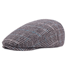 Marca de moda Vintage otoño sombreros de invierno para los hombres de las  mujeres casuales de alta calidad de algodón de las muj. 9d07ecb00d5