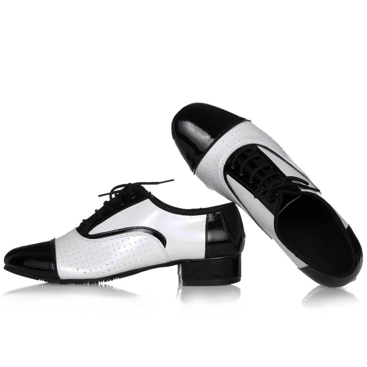 Men Fitness Dance Male Modern Dance Shoes Man Sneaker Leather Shoes GB Square Latin Dance Shoes For Men Sports latin canvas dance women shoes female adult social modern shoes with leather soft soled shoes women square dance shoes