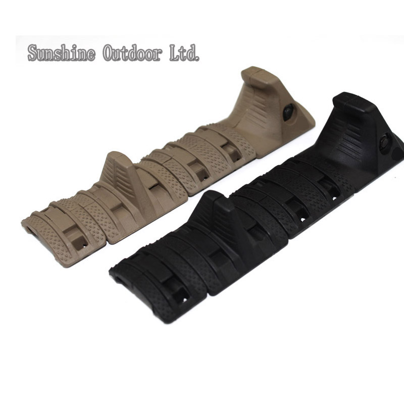 Hunting Tactical 4pcs Handguard Panels Picatinny Rail Handguard Cover