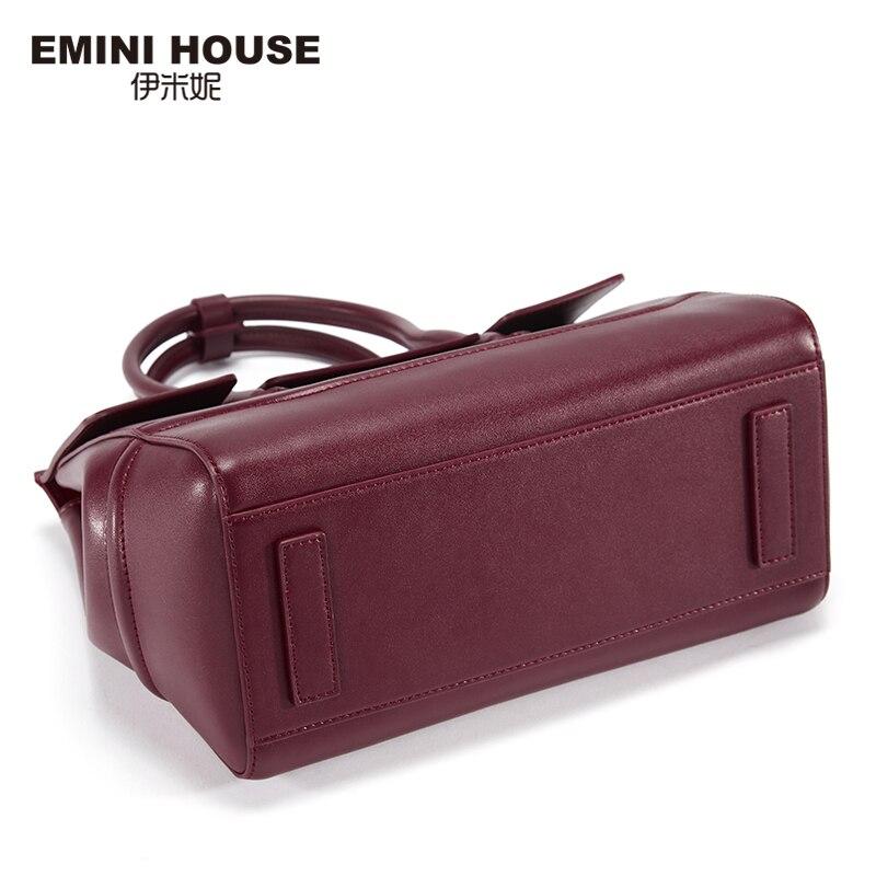 bolsa de alta qualidade sacolas Color : Dark Red/light Blue