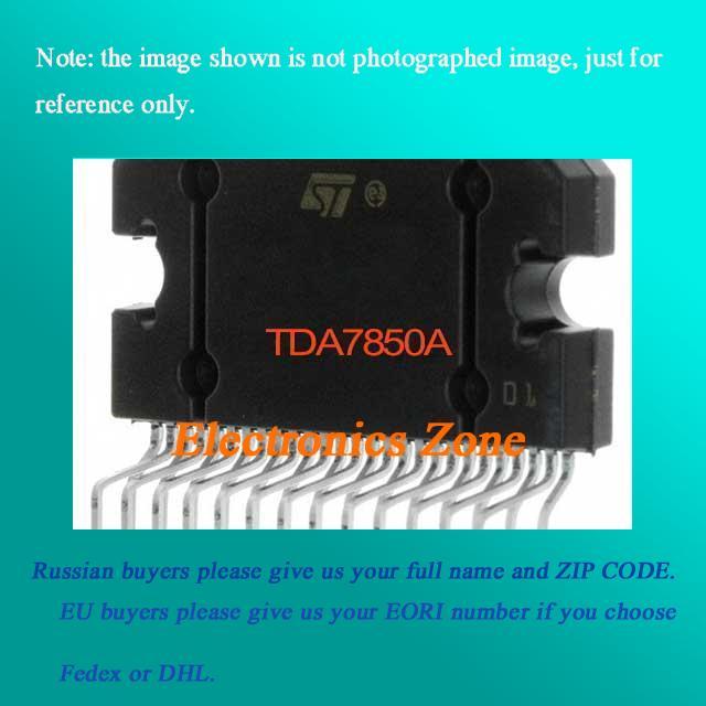 TDA7850A PDF