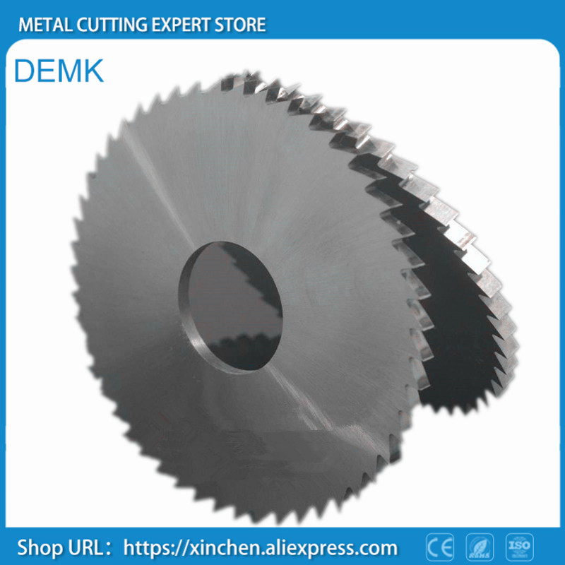 Carbide saw blade milling 50mm*16mm,thickness 0.5-5mm,tungsten steel saw blade,Saw blade cutter,for milling machine CNC 1PCS new bt50 sca32 90l circular saw blade cnc milling toolholder