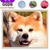 GGDB Crystal DIY Diamond Paintings Fox Lovely Dog Full Square Pet Paintings 3D Cross Stitch 5D