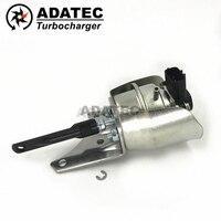 Wastegate eletrônico do turbocompressor do atuador 762328 31319528 36001457 da turbina de gt1544v para volvo pkw s40 d2 84 kw-114 hp dv6c ted4 2012-