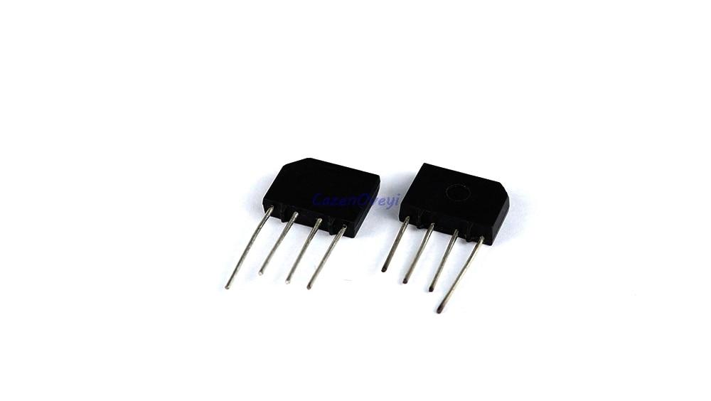 5pcs/lot KBU1510 KBU-1510 15A 1000V Diode Bridge Rectifier New And Original IC