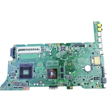 FOR ASUS k73sj motherboard REV 2.5 mainboard with NVIDIA GeForce GT520M ON BOARD professional wholesale 100% working