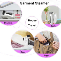 Smad 110V 220V Mini Portable Handheld Garment Steamer For Clothes Travel Compact Electric Iron Steam Steamer
